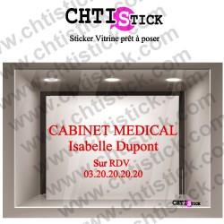 LETTRAGE CABINET MEDICAL 01