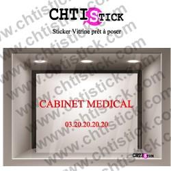 LETTRAGE CABINET MEDICAL 03
