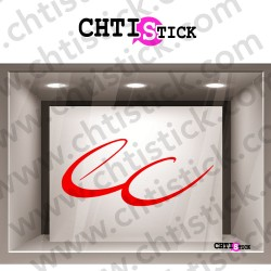 STICKER LOGO EXPERT COMPTABLE