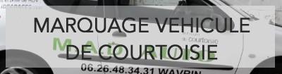 MARQUAGE VEHICULE