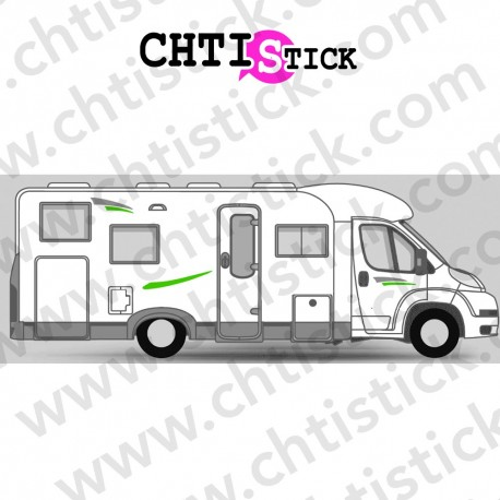 STICKER DÉCORATION CAMPING CAR 04