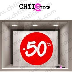 DECORATION ELECTROSTATIQUE SOLDES 50%
