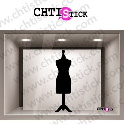 STICKERS MANNEQUIN COUTURE