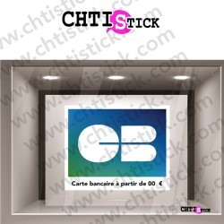 STICKERS CB A PARTIR DE