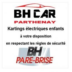 AUTOCOLLANT KARTING BH CAR
